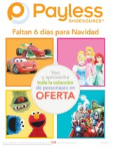 CAR Princess Marvel Shoes styles PAYLESS ofertas - 19dic13