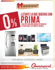 Cero prima Linea Blana Electrica Muebles OMNISPORT.com - 02dic13