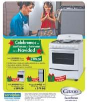 Cocinas CETRON es confianza SERVIPLUS el salvador - 06dic13