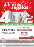 Compras PARK AVENUE descuento BAC Credomatic - 04dic13