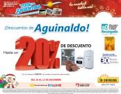 Descuentos de AGUNALDO promocion La Curacao el salvador - 10dic13