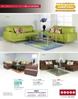 Elegancia Confort Duracion INDUFOAM muebles SIMAN - 19dic13