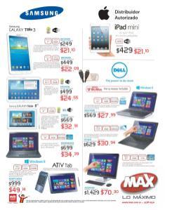 Guia de Ofertas Navideñas Tiendas MAX - page 15