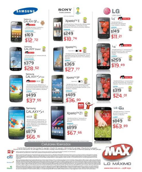Guia de Ofertas Navideñas Tiendas MAX - page 16