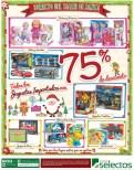 Juguetes del Taller de Santa Claus SUPER SELECTOS descuentos - 21dic-13