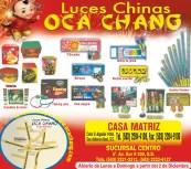 Lunes Chinas OCA CHANG el salvador - 13dic13