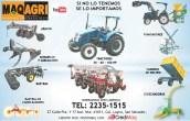 Maquinaria Agricola en el salvador - 13dic13