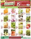 Martes de FRUTAS y VERDURAS super selectos - 24dic13