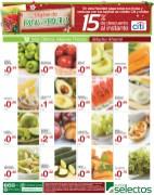 Martes de Frutas y Verduras Super Selectos - 10dic13