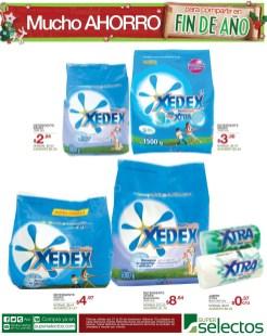Mucho Ahorro FIN de año super selectos detergentes - 27dic13