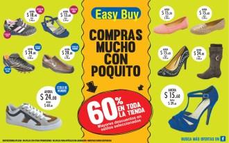 Ofertas EASY BUY descuentos en zapatos - 13dic13