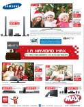 Ofertas de navidad en Tiendas MAX - 03dic13