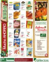 Pavos Jamones Lechones ofertas navidad SUPER SELECTOS - 19dic13
