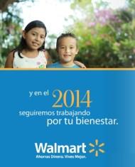Por tu bienestar WALMART contigo en 2014