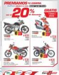 Premiamo tu compra SERPENTO motos PRADO promociones - 28dic13