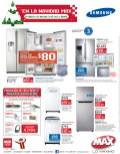 Promocion Navidad Tiendas MAX el salvador - 18dic13