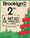 Promociones Brooklyn Brige segundo articulo a mitad de precio - 16dic13