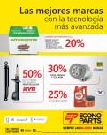 Promociones ECONO PARTS repuestos - 02dic13