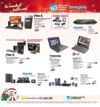 Promociones Navideñas 2013 La Curacao el salvador Computadoras - page 20