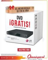 Promociones OMNISPORT te regala un DVD - 28dic13