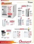 Refrigeradoras WHIRPOOL ofertas omnisport.com.sv - 06dic13