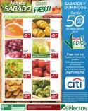 Sabados y Domingo ofertas de MERCADO frutas y verduras - 21dic-13