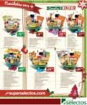 Super Canastas Navideñas SUPER SELECTOS ofertas -- 13dic13