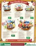 Super Canastas Navideñas de Super Selectos promociones - 06dic13