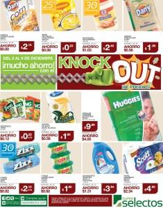 Super Selectos knockout de precios - 02dic13