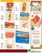 Super Selectos ofertas de hoy ABARROTES - 06dic13