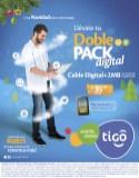TIGO promociones conectate con internet - 30dic13