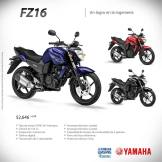Yamaha Motors El Salvador Yamaha FZ16