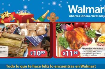 cenas Walmart promociones - 27dic13