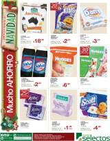 ofertas pampers huggies en Super Selectos - 16dic13