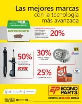 siempre las mejores marcas ECONO PARTS ofertas - 09dic13