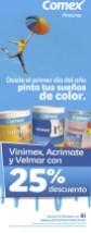 Comex el salvador DESCUENTO vinimex acrimate velmar - 03ene14