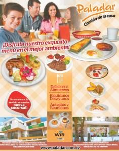 Comida de la Casa PALADAR san salvador - 31ene14