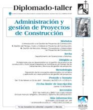 Diplomado UCA Administracion y Gestion de Proyectos de Construccion