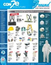 Ferreteria VIDRI el salvador ofertas seguridad ocupacional - 27ene14