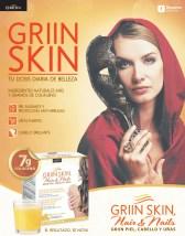 GRIIN SKIN hair and nails dosis diaria de belleza