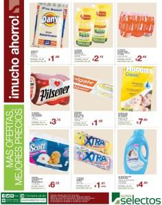 Jabon Papel Arroz Aceite SUPER SELECTOS ofertas - 03ene14