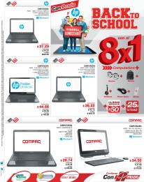 PRADO back to school promotions LAPTOPS compaq hp - 10ene14