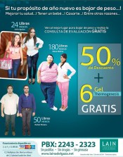 Quiero bajar de peso con LAIN promociones - 06ene14