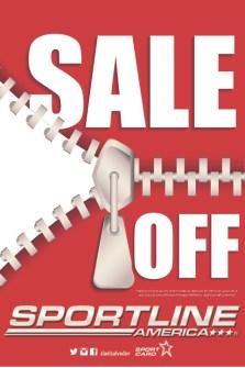 Sportline AMERICA sale off - 03ene14
