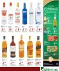Super Selectos ofertas de hoy CERVEZAS LICORES - 30ene14