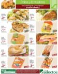 Super Selectos promociones pollos y embutidos - 31ene14