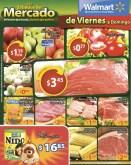 Viernes Sabados y Domingo de Mercado WALMART frutas verduras carnes - 03ene14