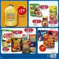 Walmart leche jugo cereal cafe Guia de Compras 2014 No1