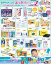 back to school promociones Farmacias Sna Nicolas - ene14
