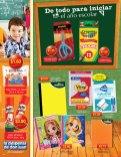 utiles escolares cuadernos colores Guia de Compras no1 La Despensa de Don Juan 2014